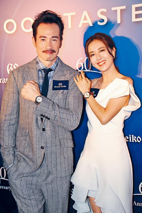 Trần Hào tại sự kiện hôm 21/10.