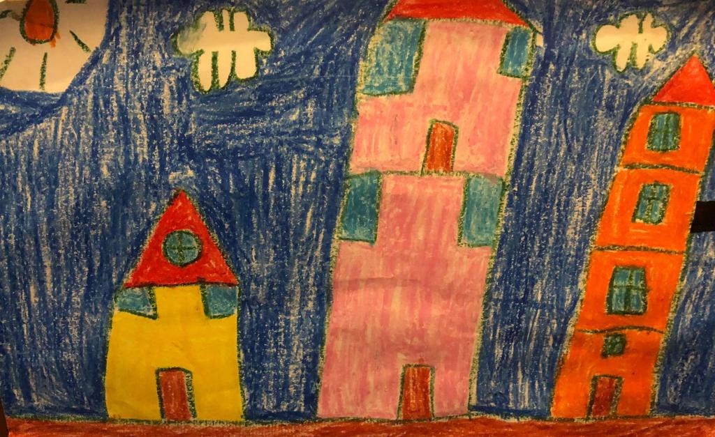 Độc giả nhận giải tuần cuối cuộc thi Cả nhà cùng vẽ ước mơ
