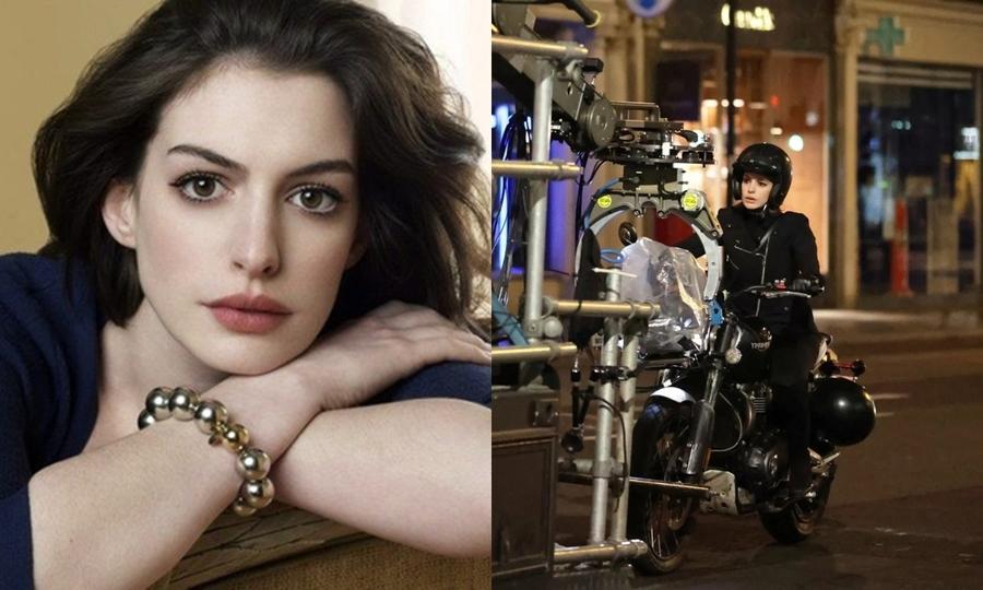 Anne Hathaway đóng phim về Covid-19