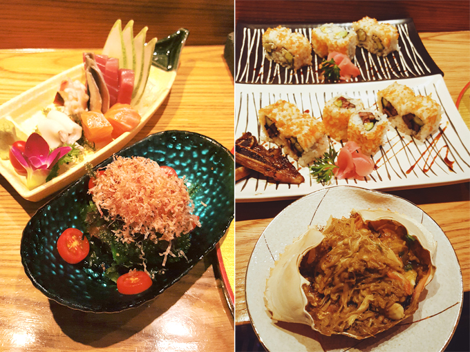 Nhân Sushi là nhà hàng Nhật quen thuộc nhiều năm nay ở Hà Nội. Ảnh: Nguyên Chi