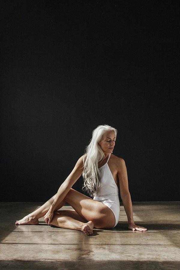 Yazemeenah Rossi mong muốn được tiếp tục công việc người mẫu đến cuối đời.