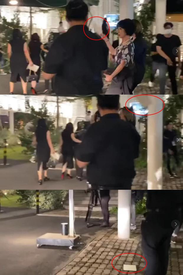 Trác Thiếu Miêu vứt thiệp mời show Đỗ Mạnh Cường