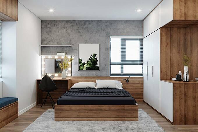 4 mẹo đánh lừa thị giác cho căn hộ nhỏ hẹp - 4