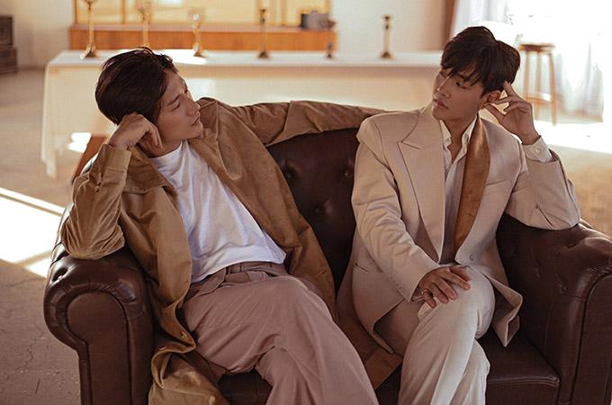 Sau thời gian dài hợp tác, cặp đôi màn ảnh Tiến - Tài trở thành đôi bạn thân thiết ngoài đời. Cả hai đang hợp tác sản xuất một số dự án điện ảnh và web-drama mới.