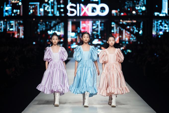 Mẫu nhí Khánh An diễn show Đỗ Mạnh Cường - 20