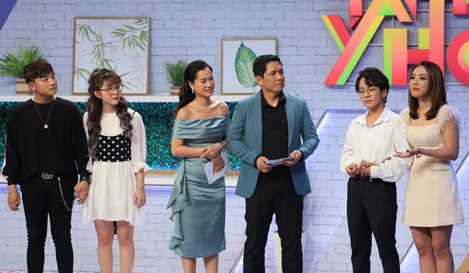 Tập 26 show Tâm đầu ý hợp phát sóng lúc 21h30 ngày 27/10 trên kênh HTV7.