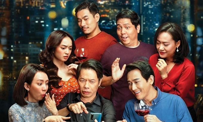 Bảy vai chính của phim được đảm nhận bởi bảy ngôi sao của điện ảnh Việt.