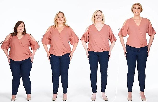 Chiều cao ảnh hưởng đến quá trình giảm cân.
