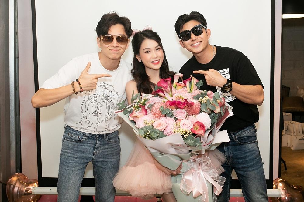 Ngô Kiến Huy, Jun Phạm mừng sinh nhật tuổi 31 của Sam