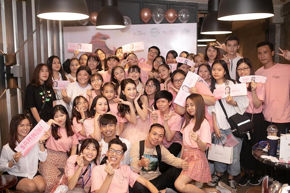 Ngô Kiến Huy, Jun Phạm mừng sinh nhật tuổi 31 của Sam - 14