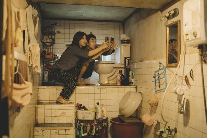 Parasite của Hàn Quốc là tác phẩm thắng lớn nhất tại Giải thưởng điện ảnh châu Á 2020.