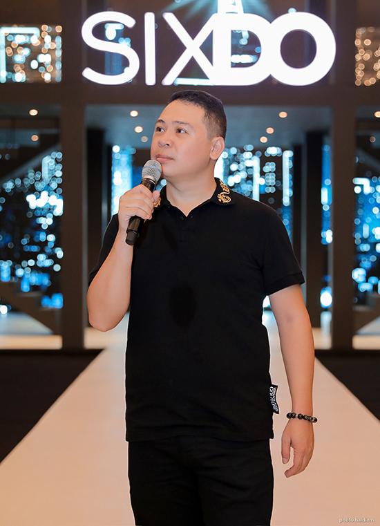 Đạo diễn sân khấu Nguyễn Hiếu Tâm.