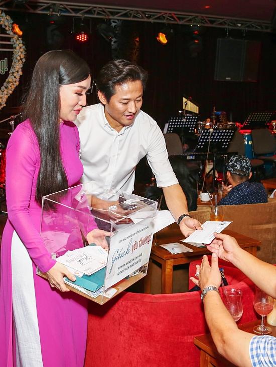 Đêm nhạc của Quý Bình quyên 1 tỷ đồng cho miền Trung - 4