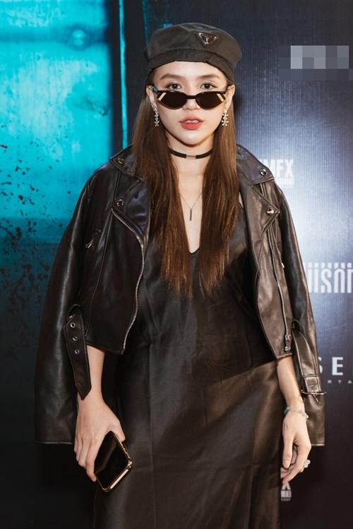 Diễn viên trẻ Tống Yến Nhi là một trong ba nữ chính của phim.