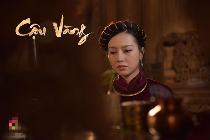 Diễn viên Băng Di đóng vai bà ba Bá Kiến.