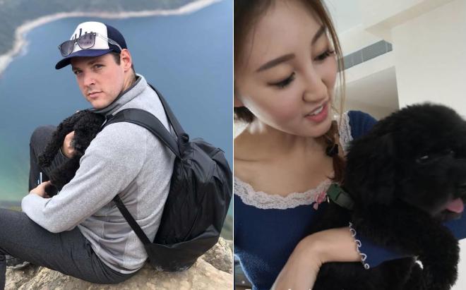 Hà Diễm Quyên được cho là đang hẹn hò bạn trai mới người nước ngoài.