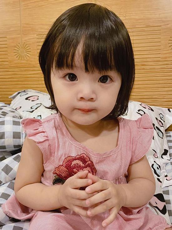 Bé Cún (tên thật Vy Lam) chào đời cuối 2018. Cô bé có đôi mắt to tròn, đen láy. Bảo Ngọc nhận xét Gà trông giống cô như đúc lúc nhỏ.