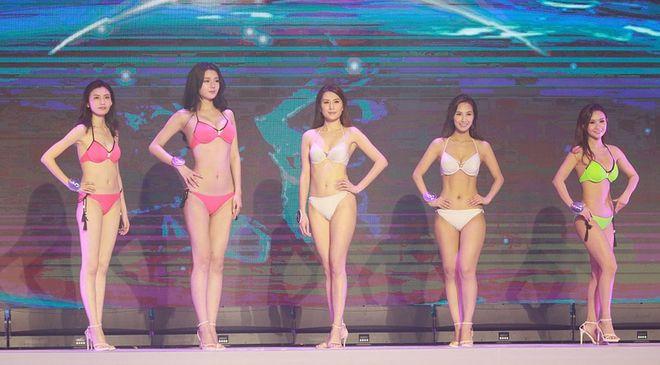 Thí sinh Miss Hong Kong giành Hoa hậu châu Á   - 2