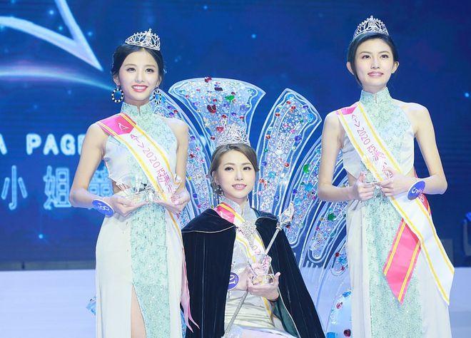 Thí sinh Miss Hong Kong giành Hoa hậu châu Á   - 4