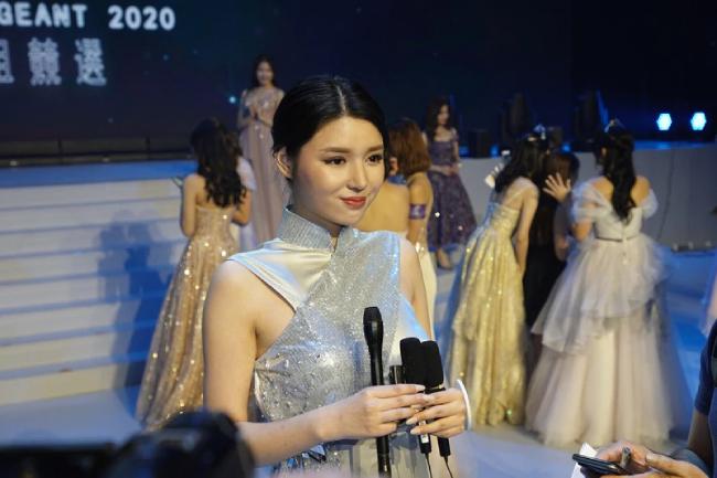 Thí sinh Miss Hong Kong giành Hoa hậu châu Á   - 6