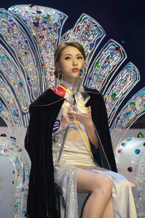 Thí sinh Miss Hong Kong giành Hoa hậu châu Á   - 14