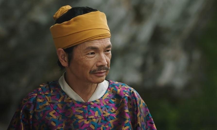 NSND Trung Anh đóng 'Trạng Tí'