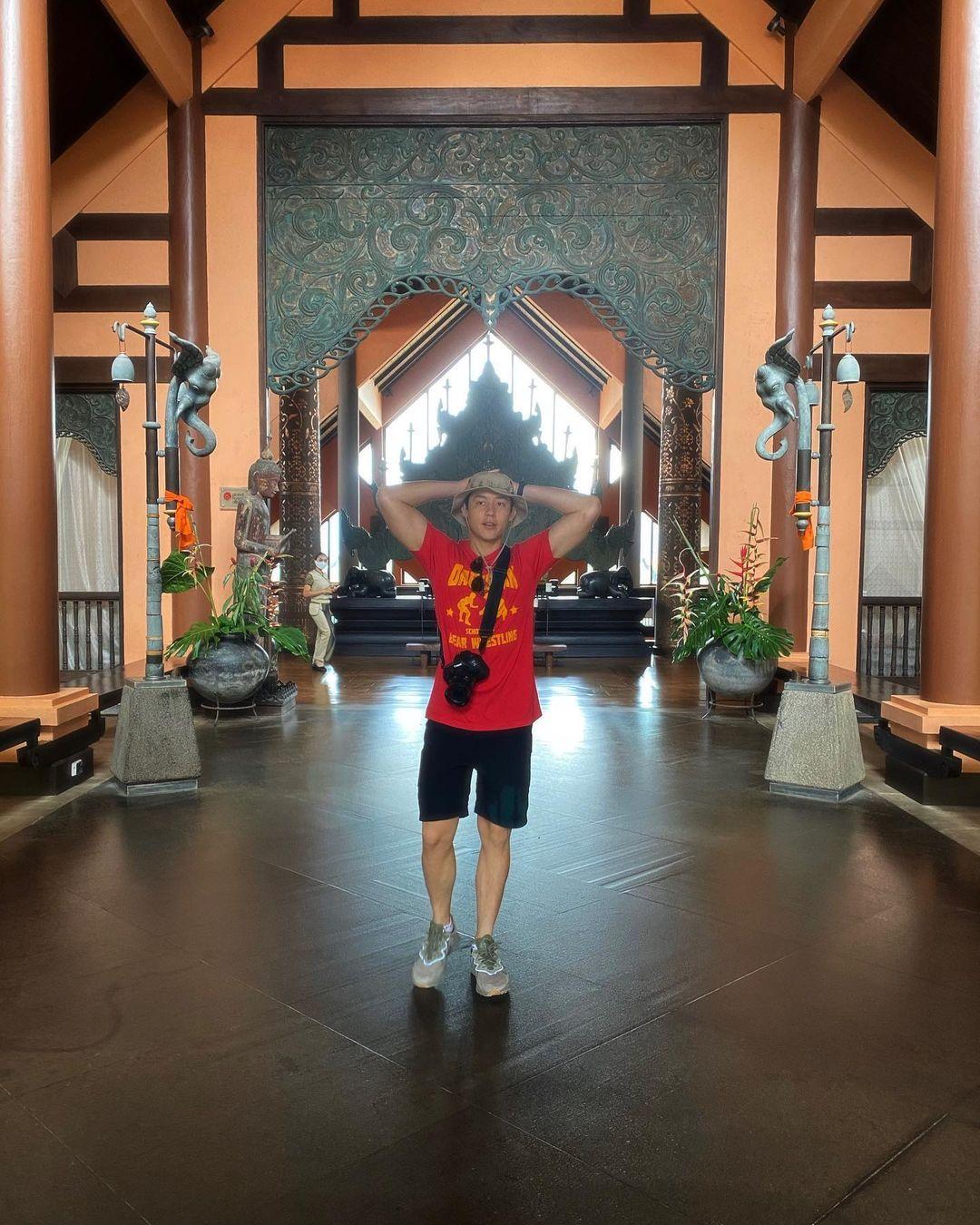 Resort Thái Lan nơi du khách ngủ cùng voi - 2