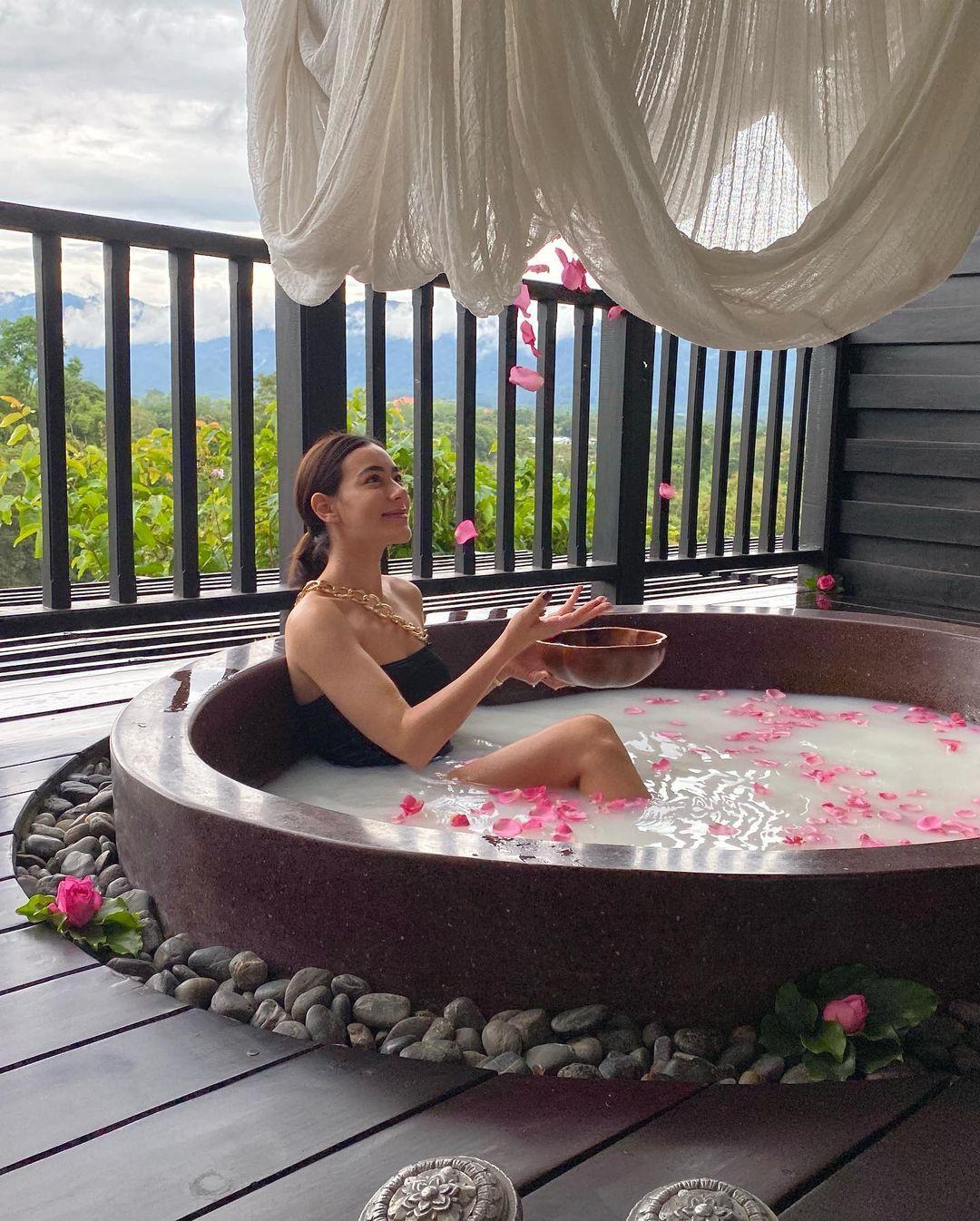Resort Thái Lan nơi du khách ngủ cùng voi - 10