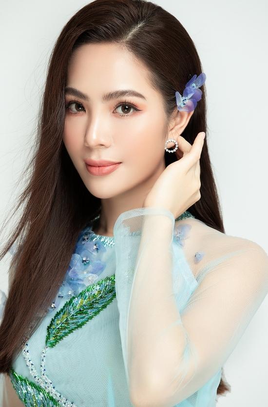 Dương Kim Ánh gợi ý áo dài đính kết - 2