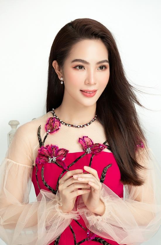 Dương Kim Ánh gợi ý áo dài đính kết - 6