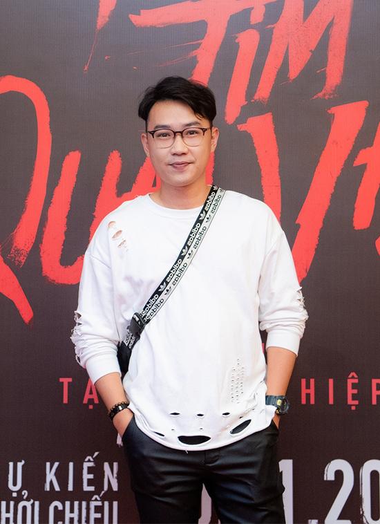 Diễn viên Minh Tít.