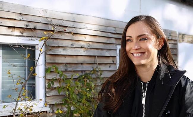 Mandy Lieu có kế hoạch phát triển sự nghiệp, không dừng lại ở việc là bà nội trợ.
