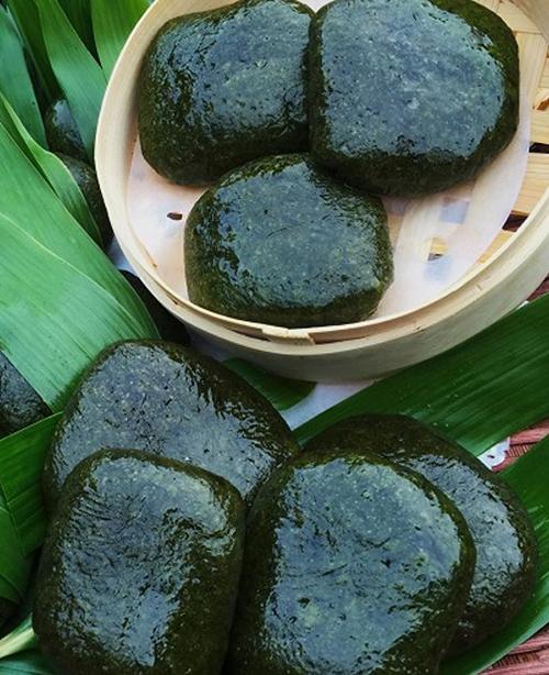 Món bánh ngải yêu thích của Đàm Thu Trang - Cường Đôla - 2