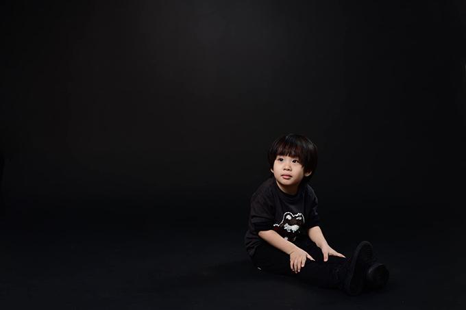 Chứng kiến sự thay đổi mỗi ngày của con trai khiến Tùng Dương cảm thấy như được tiếp thêm nguồn năng lượng tươi mới.