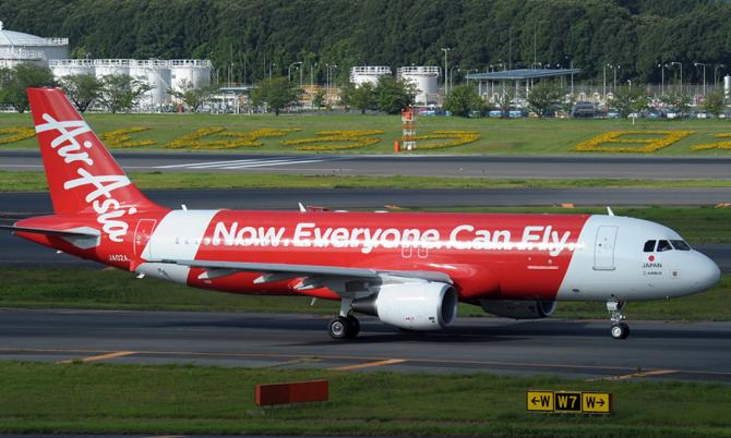 AirAsia Nhật Bản nộp đơn phá sản do nhu cầu đi lại giảm đột ngột dưới tác động của Covid-19. Ảnh: Nikkei.