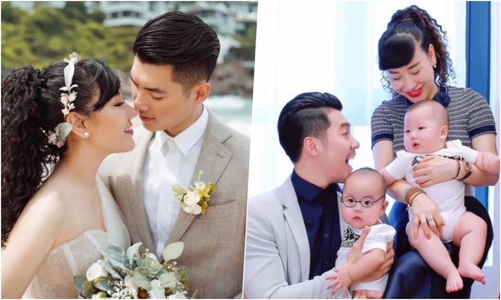 Trương Nam Thành kỷ niệm hai năm cưới vợ đại gia - Ngôi sao