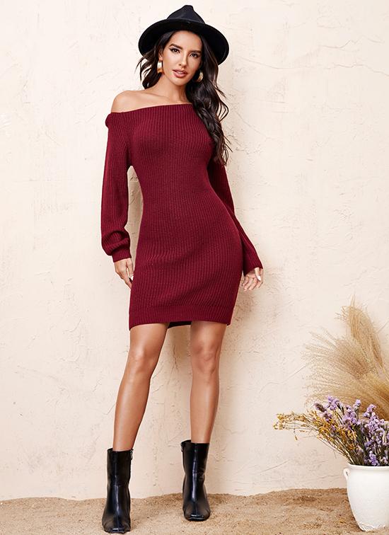 Váy len - 8