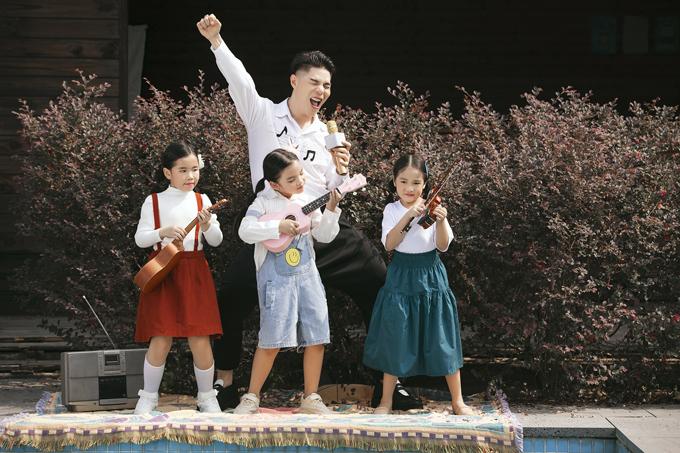 Từ câu lạc bộ Pinkid của Nguyễn Hưng Phúc, nhiều mẫu nhí đã trở thành ngôi sao sáng trong làng người mẫu thiếu nhi Việt Nam.