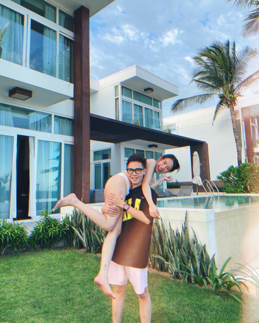 Resort 5 sao nơi vợ chồng ái nữ Minh Nhựa bắt trend chụp ảnh