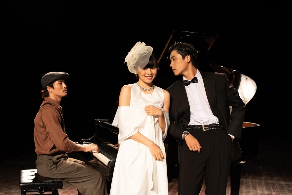 Đàm Vĩnh Hưng dành lời khen cho bộ ba diễn viên trẻ