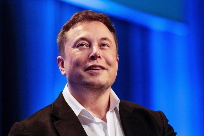 Elon Musk, Nhà sáng lập kiêm CEO hãng xe điện Tesla. Ảnh: AP.