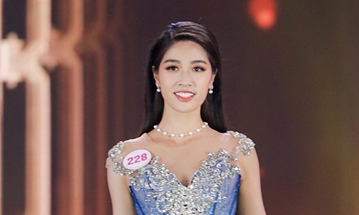 Nhan sắc Top 10 Hoa hậu Việt Nam 2020