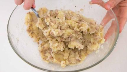 Bánh khoai tây chiên thịt bò - 5