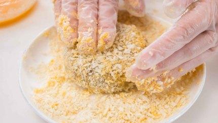 Bánh khoai tây chiên thịt bò - 6