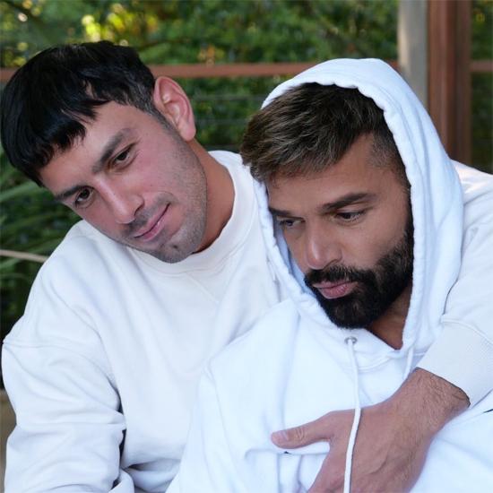 Ricky và Jwan Yosef.