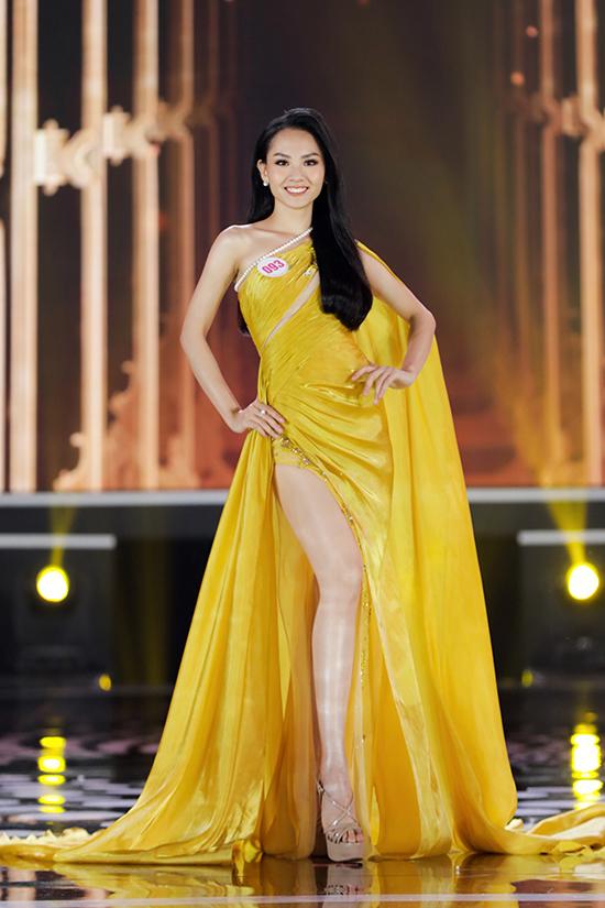Huỳnh Nguyễn Mai Phương lọt vào Top 5, là sinh viên của Đại học Đồng Nai.