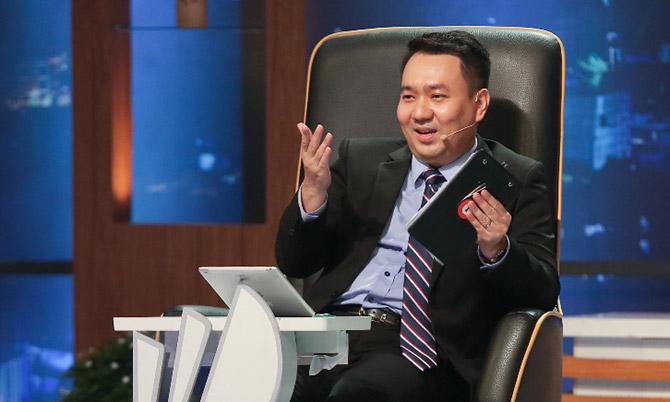 Sếp Lê Trí Thông, Tổng Giám đốc Công ty CP Vàng Bạc Đá quý Phú Nhuận – PNJ.