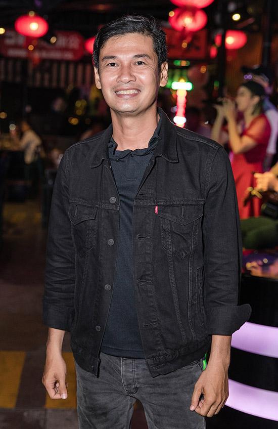 Nghệ sĩ hài Tiết Cương góp mặt trong dàn nghệ sĩ dự event tối 19/11.
