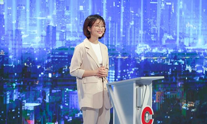 Ứng viên Trương Thị Hà Trang, người có 4 năm kinh nghiệm trong lĩnh vực nhân sự.