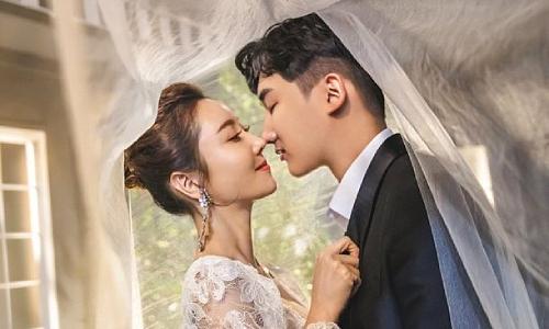 Han Min Chae kết hôn với trai trẻ